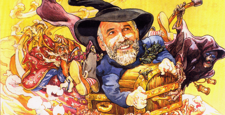 Terry-Pratchett-korongvilag
