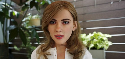 Scarlett robot