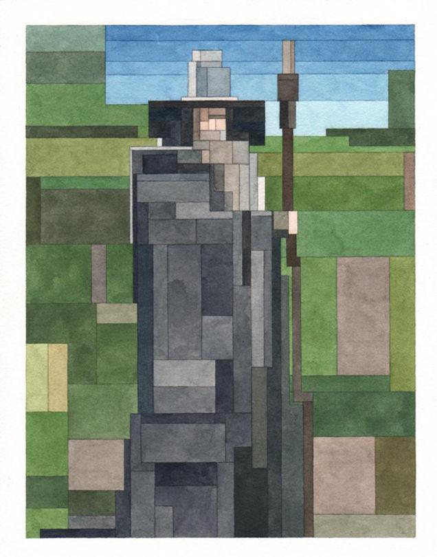 Adam Lister: Gandalf
