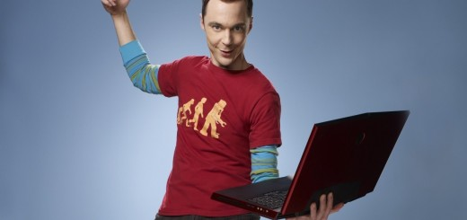 big bang sheldon