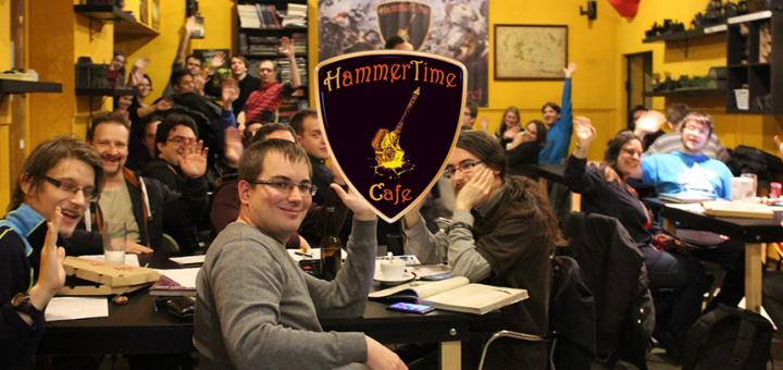 HammerTime Cafe-Galaktika Klub