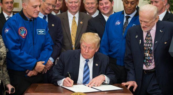 Indul az űrfegyverkezés? – Változik az USA űrpolitikája