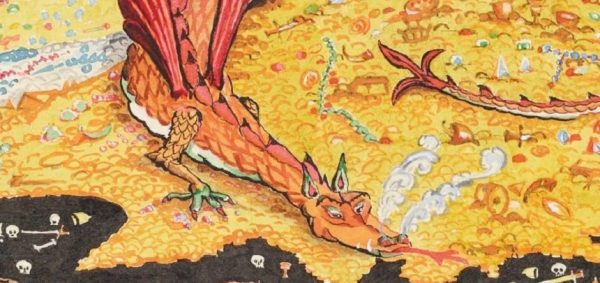Lenyűgöző kiállítás és könyv Tolkien világáról